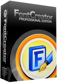 High-Logic FontCreator Professional Edition 12.0.0.2544