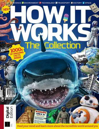 How It Works. The Collection. Volume 3 2019