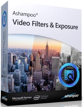 Ashampoo Video Filters and Exposure 1.0.1 RePack & Portable by TryRooM