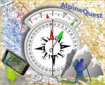 AlpineQuest Off-Road Explorer 2.2.3 r.5811 [Android]