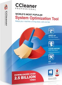 CCleaner 5.63.7540 Free / Professional / Business / Technician Edition RePack & Portable by KpoJIuK