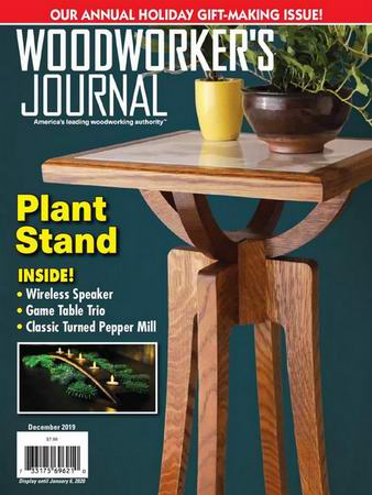 Woodworker's Journal №6 (December 2019)