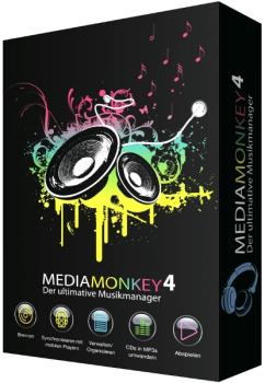 MediaMonkey Gold 4.1.26.1896 Final