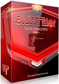 BluffTitler Ultimate 14.7.0.0 + BixPacks Collection