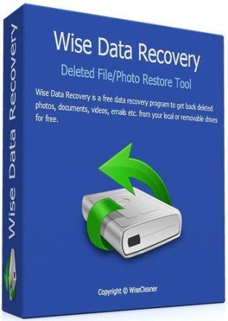 Wise Data Recovery 5.1.3.331 RePack & Portable by elchupakabra