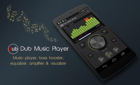Dub Music Player 4.35 [Android]