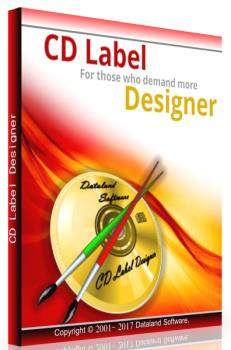 Dataland CD Label Designer 8.1 Build 814