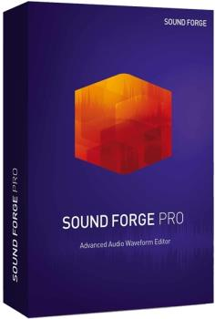 MAGIX SOUND FORGE Pro 14.0 Build 65 RePack by KpoJIuK