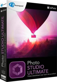 InPixio Photo Studio Ultimate 10.03.0 Portable by Alz50