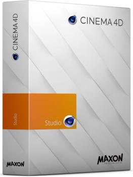 Maxon CINEMA 4D Studio S22.123