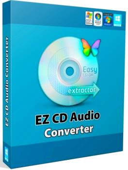 EZ CD Audio Converter 9.1.6.1
