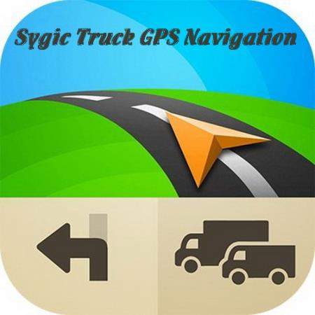 Sygic Truck GPS Navigation 20.6.2 build 2412 [Android]
