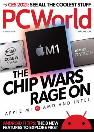 Коллектив - PCWorld Vol.39 №2 February 2021