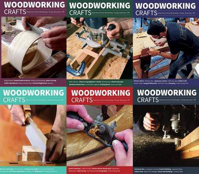 Woodworking Crafts №59-64 (January-December 2020). Архив 2020