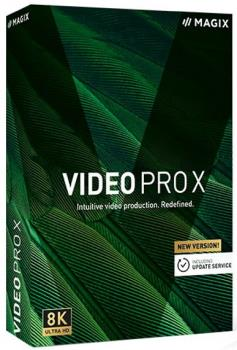MAGIX Video Pro X12 18.0.1.94 RePack by PooShock