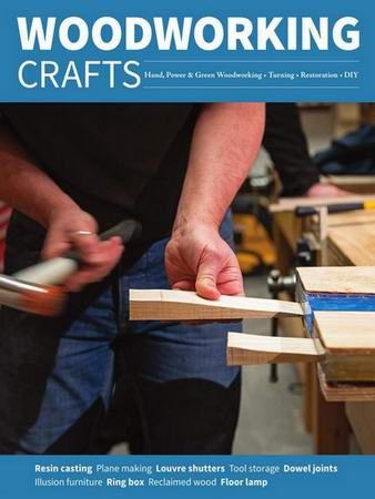 Woodworking Crafts №65 (January-February 2021)