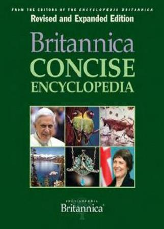 Britannica, Inc Britannica concise encyclopedia
