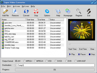 Wit.Cobber Super Video Converter 4.6