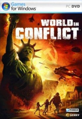 World in Conflict closed BETA (2007)