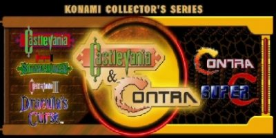Konami Collector&http://newshot.ru/engine/go.php?url=Iw%3D%3D039;s Series: Castlevania & Contra