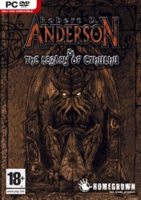 Robert D.Anderson And The Legacy Of Cthulhu