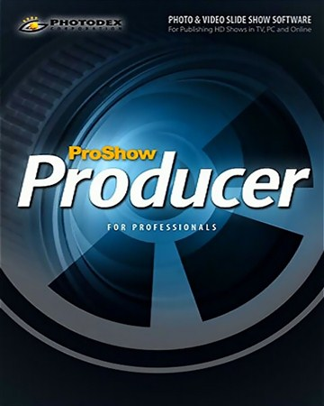 Photodex ProShow Producer 5.0.3206 (ENG)
