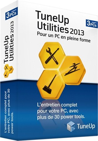 TuneUp Utilities 2013 13.0.3000.190 Final RePack by KpoJIuK