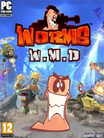 Worms W.M.D (2016/Rus/Eng/PC) RePack by Mizantrop1337