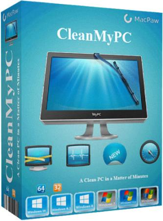 CleanMyPC 1.8.7.917 RePack by D!akov
