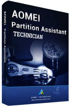 AOMEI Partition Assistant Technician 8.5 Bootable Media