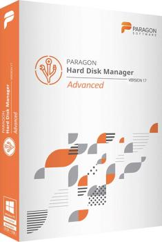 Paragon Hard Disk Manager Advanced 17.13.0 RePack by elchupakabra + WinPE Edition