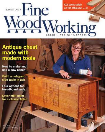 Fine Woodworking №281 (March-April 2020)