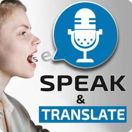 Speak and Translate - Voice Typing with Translator 5.4.5 (Android)
