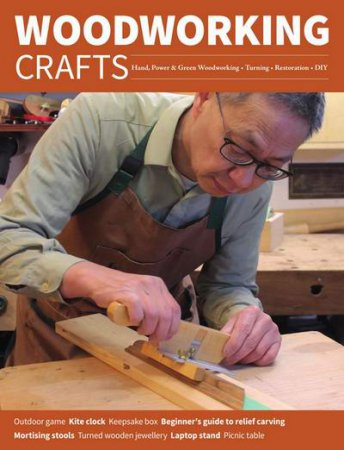 Woodworking Crafts №68 (July-August 2021)