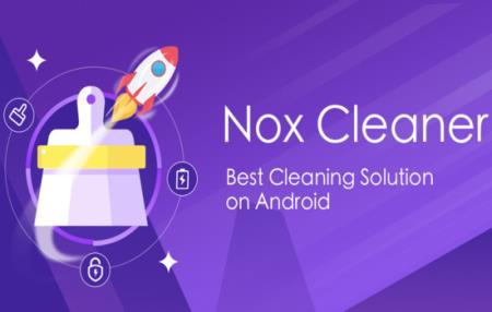 Nox Cleaner - Booster, Optimizer, Cache Cleaner 3.1.8 (Android)