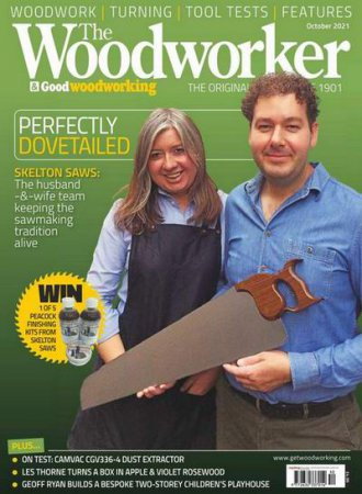 The Woodworker & Good Woodworking №10 (October 2021)